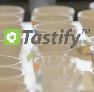 tastify app for coffee