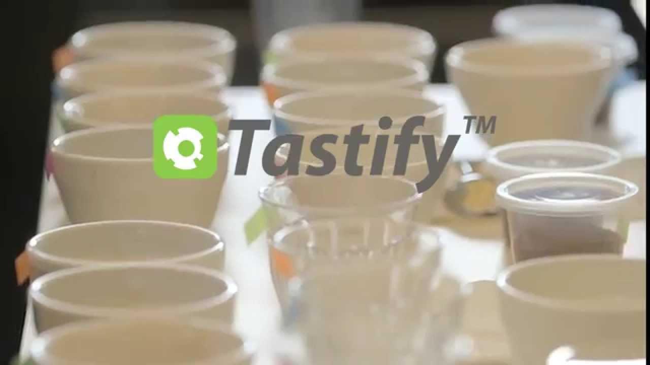 tastify app for coffee